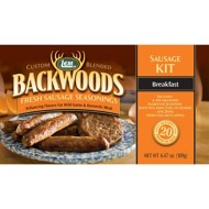 LEM Backwoods Breakfast Fresh Sausage Seasoning Kit