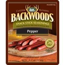 LEM Backwoods Pepper Snack Stick Seasoning