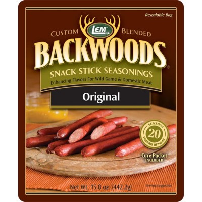 LEM Backwoods Snack Stick Seasoning Mix