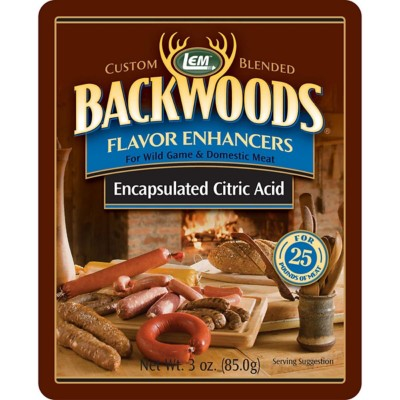 LEM Backwoods Encapsulated Citric Acid