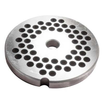 LEM #8 Stainless Steel Grinder Plate