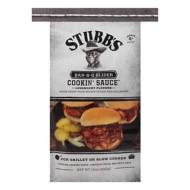 Stubb's BBQ Slider Cookin' Sauce