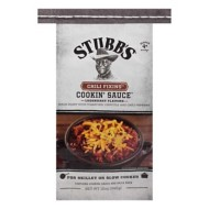 Stubb's Chili Fixins Cookin' Sauce