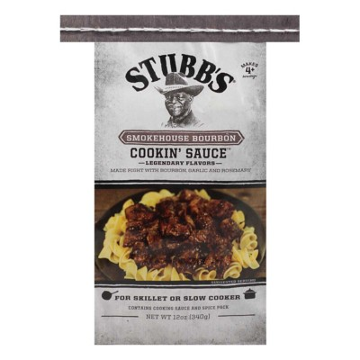 Stubb's Smokehouse Bourbon Cookin' Sauce