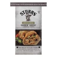 Stubb's Hatch Chile Cookin' Sauce