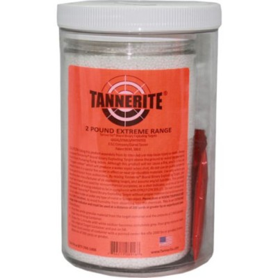 Tannerite Single 2 Pound Exploding Target