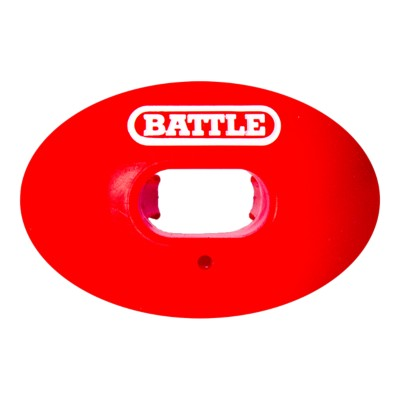 Battle White Oxygen Mouthguard