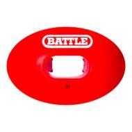 Adult Battle White Logo Oxygen Mouthguard