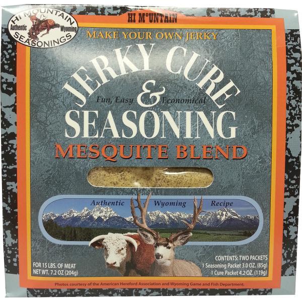 Hi Mountain Jerky Cure Seasoning