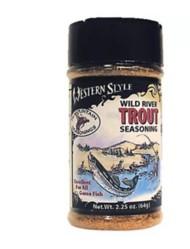 Hi Mountain Western Trout Seasoning