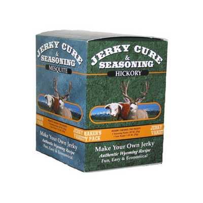 Hi Mountain Jerky Maker's Variety Pack
