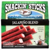 Hi Mountain Jerkey Jalapeno Snackin' Stick Kit
