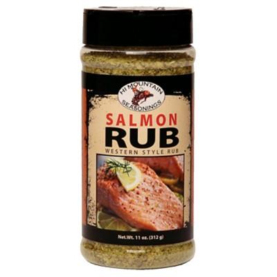 Hi Mountain Salmon Rub