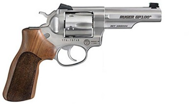 Ruger GP100 Match Champion 357 Magnum Handgun
