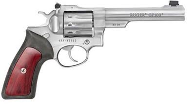 Ruger GP100 22 LR Handgun