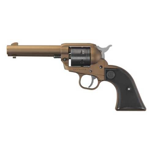 Ruger Wrangler Burnt Bronze 22LR Revolver