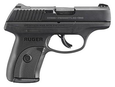 Ruger LC9s 9mm Luger Pro Model Handgun
