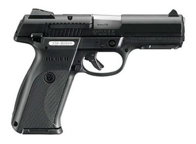 Ruger SR9 9mm Luger Handgun