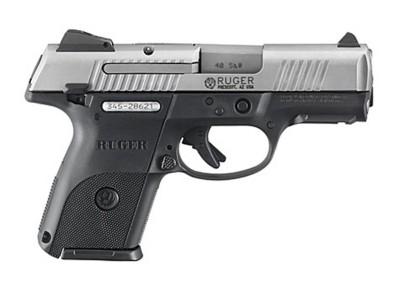 Ruger SR40c 40 S&W Handgun