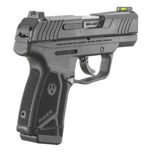 Ruger MAX-9 Optic Ready Sub-Compact 9mm Pistol with Thumb Safety