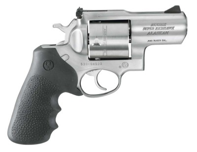 Ruger Super Redhawk Alaskan 44 Remington Magnum Handgun' data-lgimg='{