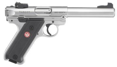Ruger Mark IV Target 22 LR Handgun' data-lgimg='{