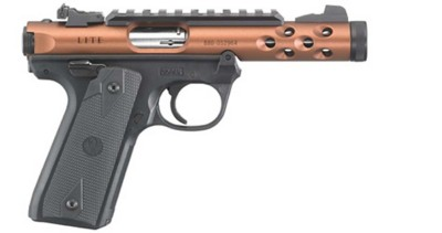 Ruger Mark IV 22 LR Handgun' data-lgimg='{