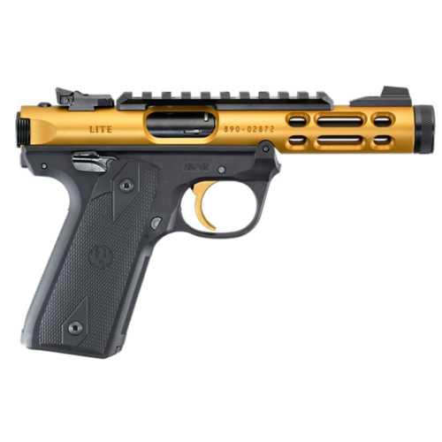 Ruger Mark IV 22/45 Lite 22 LR Pistol