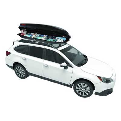 Increased Protection for Cargo Box Contents SkyBox Cargo Net Yakima