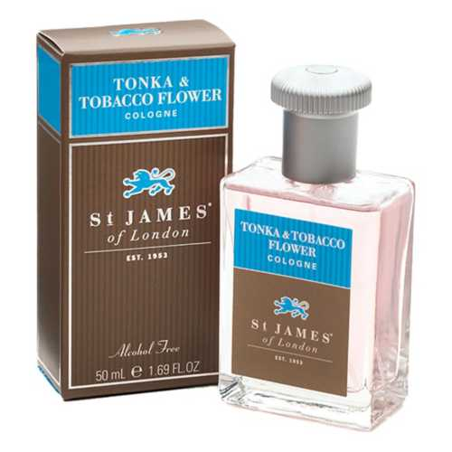 St. James of London Tonka And Tobacco Flower Cologne