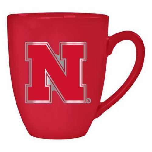 Great American Products Nebraska Cornhuskers Bistro Mug
