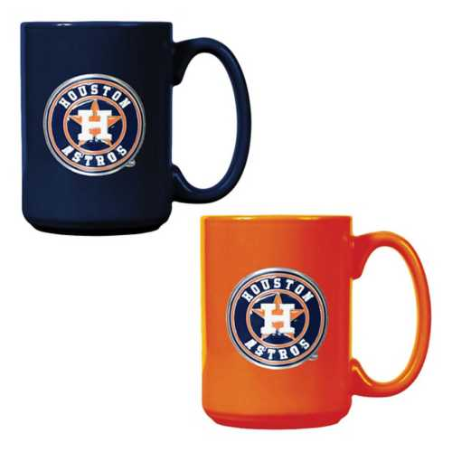 Great American Products Houston Astros 2pk Mug Gift Set