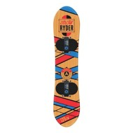 Airhead Snow Ryder Wood Snowboard