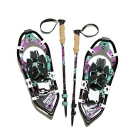 Women's Yukon Charlie's Advanced Spin Snowshoe Kit