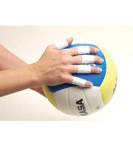 Tandem Sport Volleyball Finger Supports' data-lgimg='{