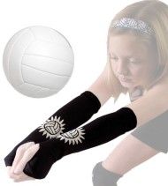 Tandem Volleyball Passing Sleeve