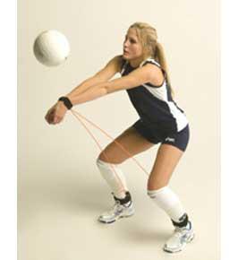 Tandem Sport Volleyball Pass Rite