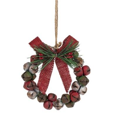 Midwest-CBK Wreath Jingle Bell Ornament