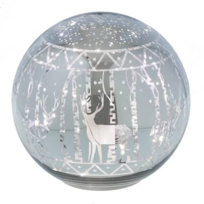 Midwest-CBK Lighted LED Deer Ball