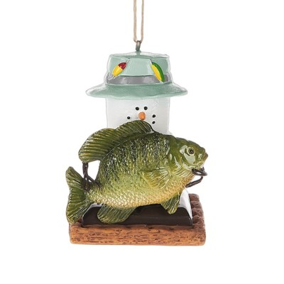 Midwest-CBK S'mores Fish Ornament