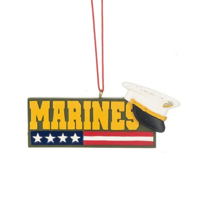 "Midwest-CBK ""Marines"" Ornament"
