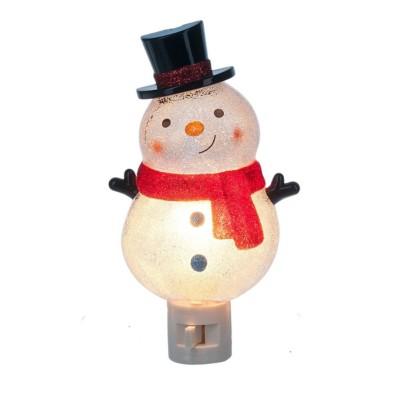 Midwest-CBK Snowman Night Light