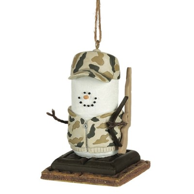 Midwest-CBK S'mores Camo Hunter Ornament
