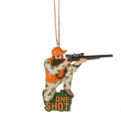 """Midwest-CBK """"One Shot"""" Hunting Ornament"""