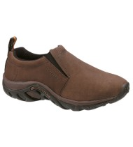 Men's Merrell Jungle Moc Nubuck Slip-On Shoes