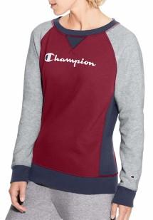 Women's Champion Heritage French Terry Crewneck Sweatshirt