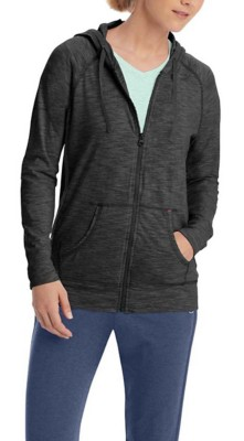 Women's Champion Heathered Jersey Jacket