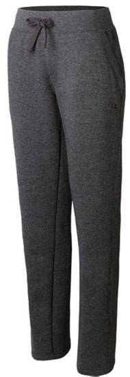 Women's Champion Powerblend Open Bottom Fleece Pant