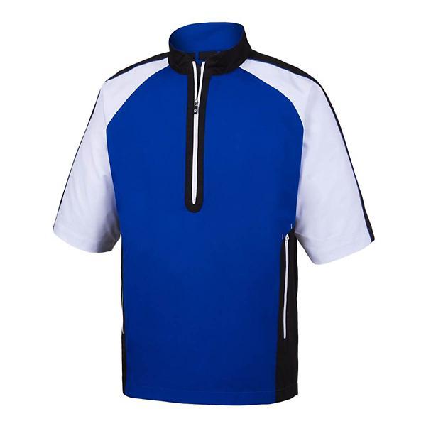 2383cedb Men's FootJoy Short Sleeve Sport Windshirt