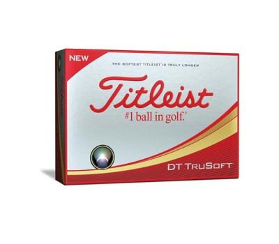 Titleist DT Trusoft 2018 Golf Balls